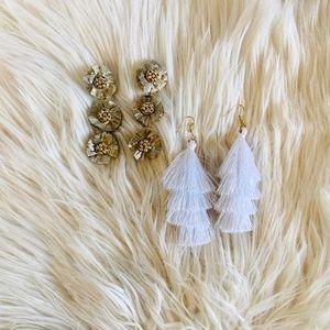 Bundle of Statement Earrings